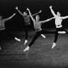"New York City Ballet production of ""Interplay"" with Conrad Ludlow, Richard Rapp, Bill Carter and Anthony Blum, choreography by Jerome Robbins (New York)"