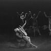 """New York City Ballet production of """"Orpheus"""" with Edward Villella and Arthur Mitchell, choreography by George Balanchine (New York)"""