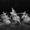 "New York City Ballet production of ""Valse et Variations"" (later ""Raymonda Variations"") with Patricia Wilde, choreography by George Balanchine (New York)"