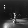 "New York City Ballet production of ""The Chase"" with Allegra Kent and Andre Prokovsky, choreography by Jacques d'Amboise (New York)"
