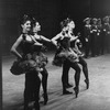 "New York City Ballet production of ""Western Symphony"", choreography by George Balanchine (New York)"