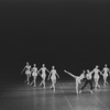 "New York City Ballet production of ""Concerto Barocco"" with Melissa Hayden and Conrad Ludlow, choreography by George Balanchine (New York)"