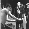 "New York City Ballet production of ""The Chase"" Jacques d'Amboise with George Balanchine, choreography by Jacques d'Amboise (New York)"