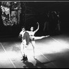 "New York City Ballet production of ""The Chase"" with Allegra Kent and Shaun O'Brien, choreography by Jacques d'Amboise (New York)"