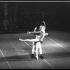 "New York City Ballet production of ""The Chase"" with Andre Prokovsky and Allegra Kent, choreography by Jacques d'Amboise (New York)"