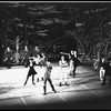 """New York City Ballet production of """"The Chase"""", choreography by Jacques d'Amboise (New York)"""