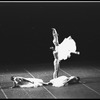 "New York City Ballet production of ""Serenade"" with Nicholas Magallanes and Patricia McBride, Suzanne Farrell and Allegra Kent on floor, choreography by George Balanchine (New York)"