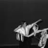 "New York City Ballet production of ""Tarantella"" with dancers Patricia McBride and Edward Villella, choreography by George Balanchine (New York)"