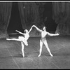 "New York City Ballet production of ""Divertimento No. 15"" with Suki Schorer and Robert Rodham, choreography by George Balanchine (New York)"
