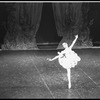 "New York City Ballet production of ""Divertimento No. 15"" with Sara Leland, choreography by George Balanchine (New York)"