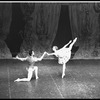 "New York City Ballet production of ""Divertimento No. 15"" with Sara Leland and Robert Rodham, choreography by George Balanchine (New York)"