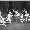 "New York City Ballet production of ""Divertimento No. 15"", choreography by George Balanchine (New York)"