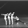 "New York City Ballet production of ""Apollo"" with Jacques d'Amboise and Melissa Hayden, Patricia Neary and Mimi Paul, choreography by George Balanchine (New York)"