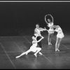 "New York City Ballet production of ""Apollo"" with Jacques d'Amboise and Melissa Hayden, Mimi Paul and Patricia Neary, choreography by George Balanchine (New York)"