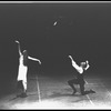"New York City Ballet production of ""Meditation"" with Jacques d'Amboise and Suzanne Farrell, choreography by George Balanchine (New York)"