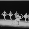 "New York City Ballet production of ""Fanfare"" with Carol Sumner and Roland Vazquez, choreography by Jerome Robbins (New York)"