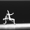 "New York City Ballet production of ""Clarinade"" with Suzanne Farrell and Anthony Blum, choreography by George Balanchine (New York)"