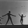 """New York City Ballet production of """"Ebony Concerto"""", choreography by John Taras (New York)"""