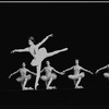 "New York City Ballet production of ""Fanfare"" with Patricia Neary, choreography by Jerome Robbins (New York)"