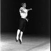 "New York City Ballet production of ""Tarantella"" with Edward Villella, choreography by George Balanchine (New York)"