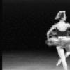 "New York City Ballet production of ""Tarantella"" with Patricia McBride and Edward Villella, choreography by George Balanchine (New York)"