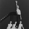 "New York City Ballet production of ""Apollo"" with Jacques d'Amboise, Gloria Govrin, Suzanne Farrell, and Patricia Neary, choreography by George Balanchine (New York)"