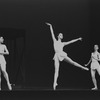 "New York City Ballet production of ""Apollo"" with Gloria Govrin, Suzanne Farrell, and Patricia Neary, choreography by George Balanchine (New York)"