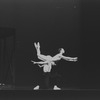 "New York City Ballet production of ""Apollo"" with Jacques d'Amboise and Suzanne Farrell, choreography by George Balanchine (New York)"