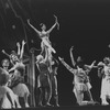 """New York City Ballet production of """"Con Amore"""" with Karen Batizi, choreography by Lew Christensen (New York)"""