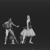 "New York City Ballet production of ""Con Amore"" with Kent Stowell and Gloria Govrin, choreography by Lew Christensen (New York)"