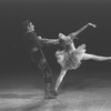 """New York City Ballet production of """"Firebird"""" with Violette Verdy and Francisco Moncion, choreography by George Balanchine (New York)"""
