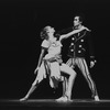 "New York City Ballet production of ""Illuminations"" with John Prinz and Sara Leland, choreography by Frederick Ashton (New York)"