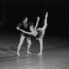 "New York City Ballet production of ""Jewels"" (""Rubies"") with Edward Villella and Patricia McBride, choreography by George Balanchine (New York)"