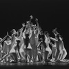 "New York City Ballet production of ""Metastaseis and Pithoprakta"", choreography by George Balanchine (New York)"