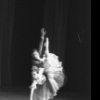 """New York City Ballet production of """"Brahms-Schoenberg Quartet"""" with Patricia McBride and Conrad Ludlow, choreography by George Balanchine (New York)"""