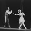 "New York City Ballet production of ""Glinkaiana"" with Violette Verdy and Paul Mejia, choreography by George Balanchine (New York)"
