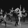 "New York City Ballet production of ""Western Symphony"" with Suki Schorer and Nicholas Magallanes, choreography by George Balanchine (New York)"