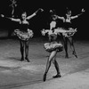 """New York City Ballet production of """"Western Symphony"""" with Suzanne Farrell, choreography by George Balanchine (New York)"""