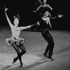"""New York City Ballet production of """"Western Symphony"""" with Carol Sumner and Kent Stowell, choreography by George Balanchine (New York)"""