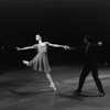 """New York City Ballet production of """"Fantasies"""" with Kay Mazzo and Conrad Ludlow, choreography by John Clifford (New York)"""