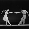 """New York City Ballet production of """"Fantasies"""" with Kay Mazzo and Anthony Blum, choreography by John Clifford (New York)"""