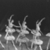 "New York City Ballet production of ""Ballet Imperial"" with Patricia McBride and Peter Martins, choreography by George Balanchine (New York)"