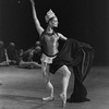 "New York City Ballet production of ""The Prodigal Son"" with Karin von Aroldingen, choreography by George Balanchine (New York)"