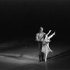 """New York City Ballet production of """"In the Night"""" with Violette Verdy and Peter Martins, choreography by Jerome Robbins (New York)"""