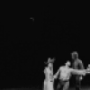"New York City Ballet production of ""In the Night"" with Kay Mazzo and Anthony Blum, Patricia McBride and Francisco Moncion, Violette Verdy and Peter Martins, choreography by Jerome Robbins (New York)"
