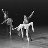 """New York City Ballet production of """"Tschaikovsky suite no. 1"""", (""""Reveries""""), with Johnna Kirkland and Conrad Ludlow, choreography by John Clifford (New York)"""