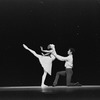 """New York City Ballet production of """"Sarabande and Danse"""" with Johnna Kirkland and Earle Sieveling, choreography by John Clifford (New York)"""