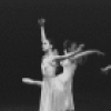 "New York City Ballet production of ""Dances at a Gathering"" with Kay Mazzo, Patricia McBride and Susan Pilarre, choreography by Jerome Robbins (New York)"