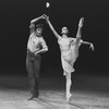 "New York City Ballet production of ""Dances at a Gathering"" with Bruce Wells and Kay Mazzo, choreography by Jerome Robbins (New York)"