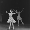 "New York City Ballet production of ""Dances at a Gathering"" with Susan Pilarre, choreography by Jerome Robbins (New York)"